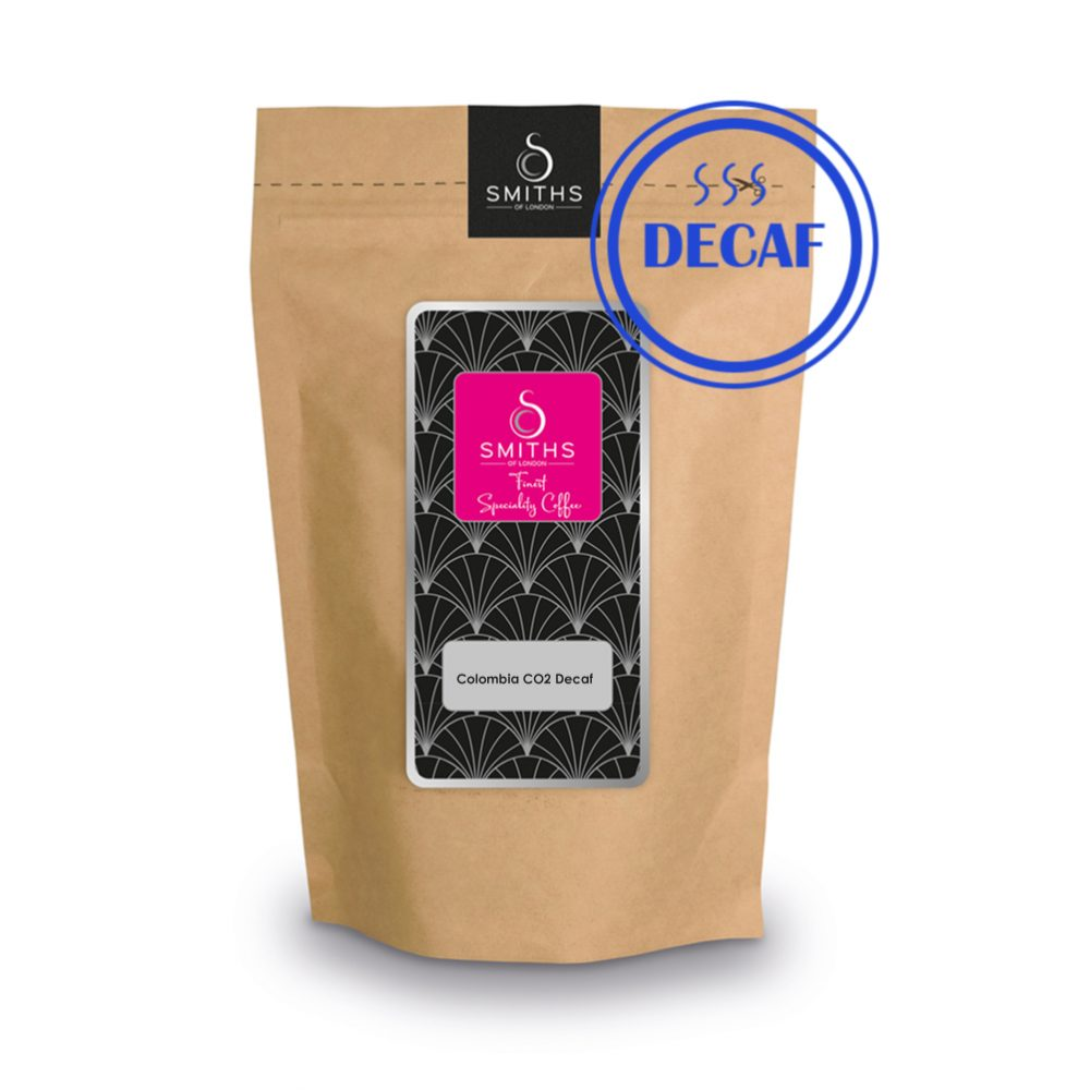 Colombia CO2 Decaf, Heritage Single Fresh Ground Coffee