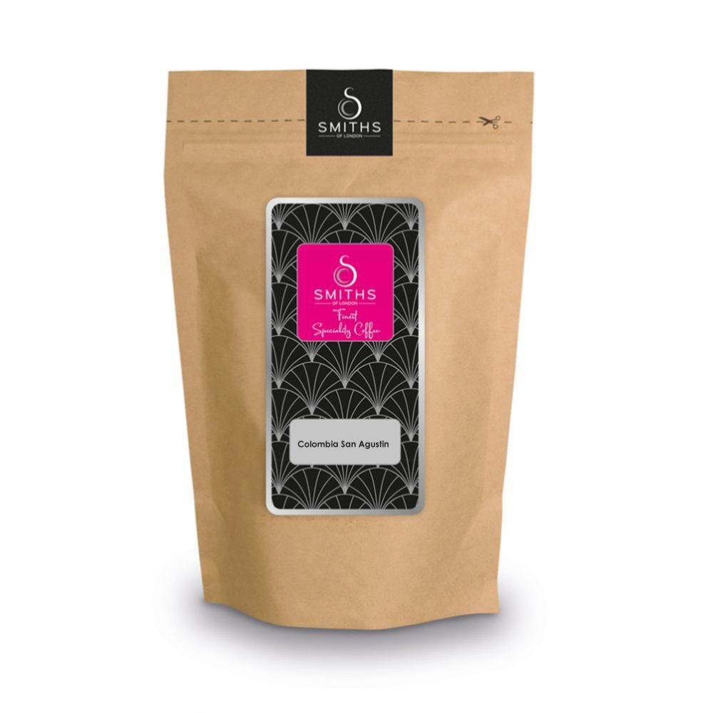 Colombia San Agustin, Heritage Single Fresh Ground Coffee