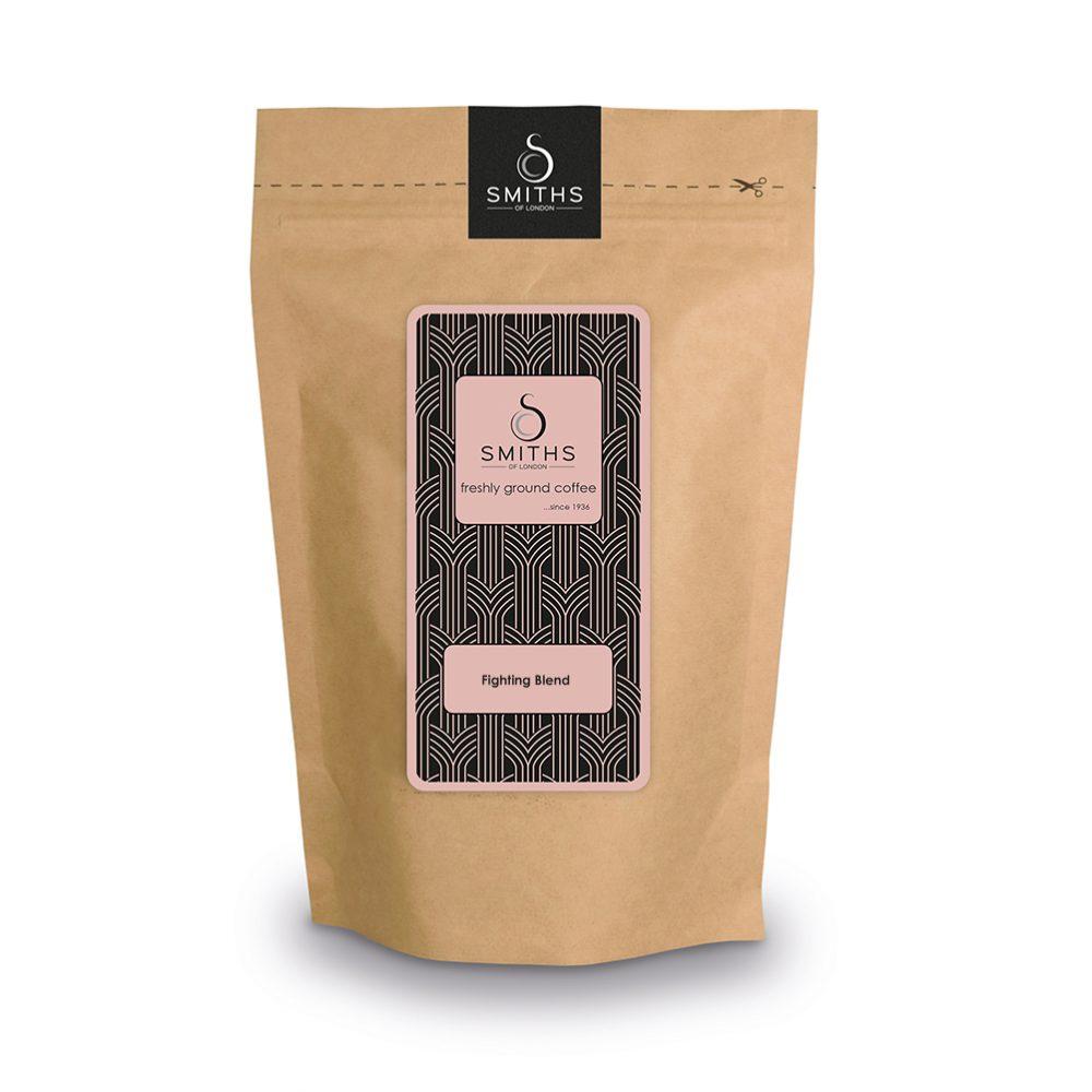 Fighting Blend, Heritage Fresh Ground Coffee