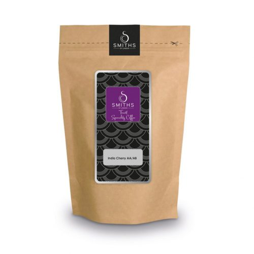 India Cherry AA/AB, Heritage Single Fresh Ground Coffee