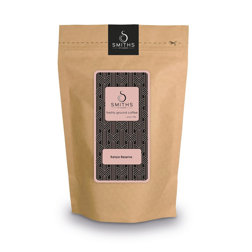 Kenya Reserve, Heritage Fresh Ground Coffee