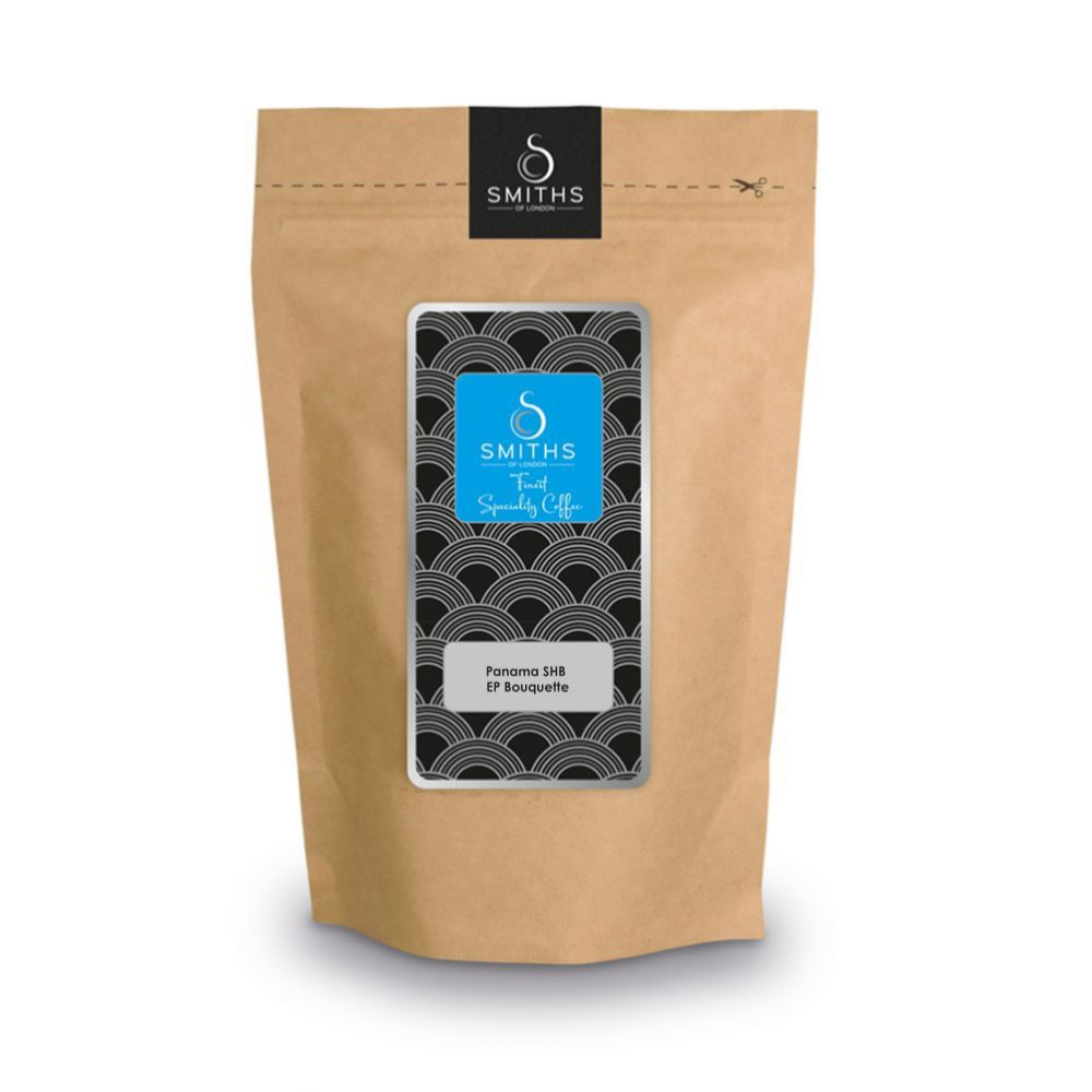Panama SHB EP Bouquette, Heritage Single Fresh Ground Coffee
