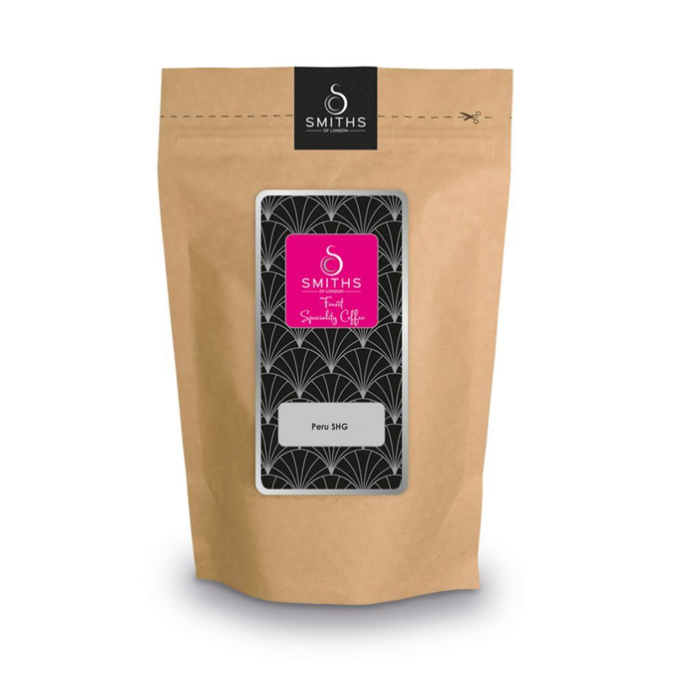 Peru SHG, Heritage Single Fresh Ground Coffee