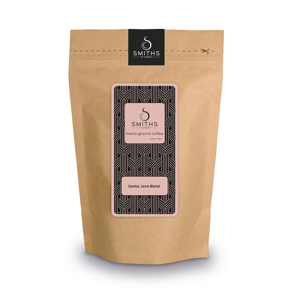 Santos Java Blend, Heritage Fresh Ground Coffee