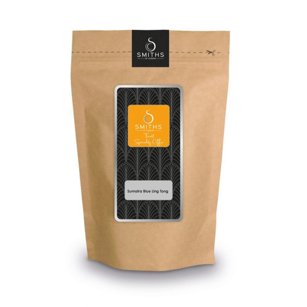Sumatra Blue Ling Tong, Heritage Single Fresh Ground Coffee
