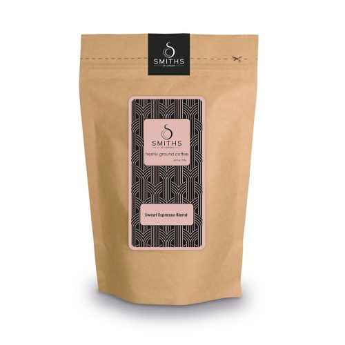 Sweet Espresso Blend, Heritage Fresh Ground Coffee