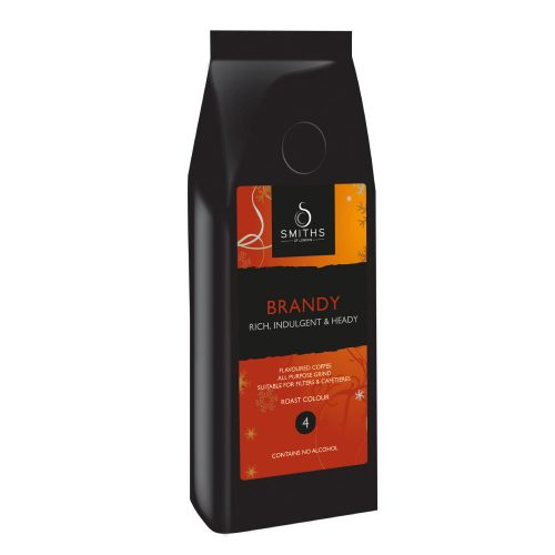 Brandy Flavoured Coffee, Smiths of London