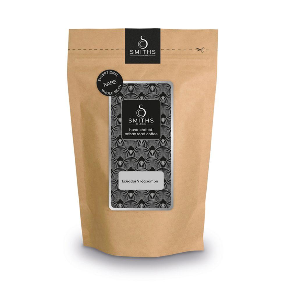 Ecuador Vilcabamba, Exceptionals Fresh Ground Coffee