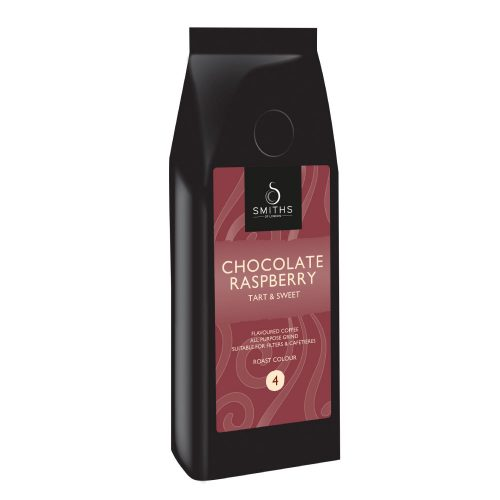 Chocolate Raspberry Flavoured Coffee, Smiths of London