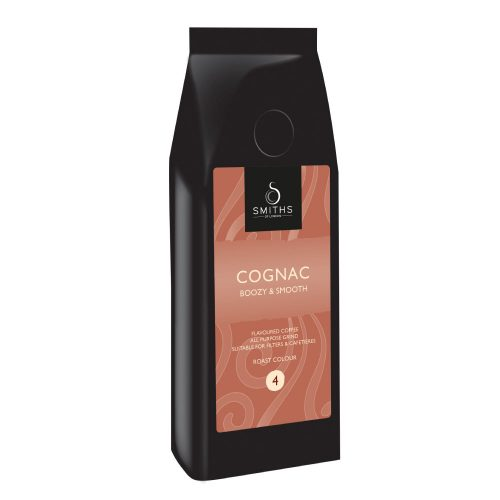Cognac Flavoured Coffee, Smiths of London