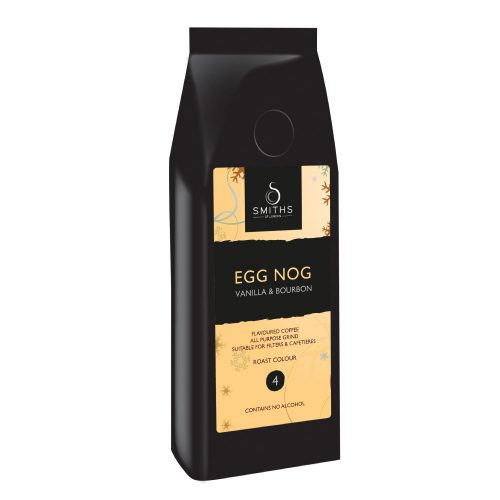 Egg Nog Flavoured Coffee, Smiths of London