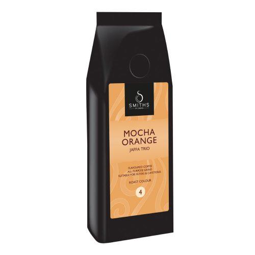 Mocha Orange Flavoured Coffee, Smiths of London