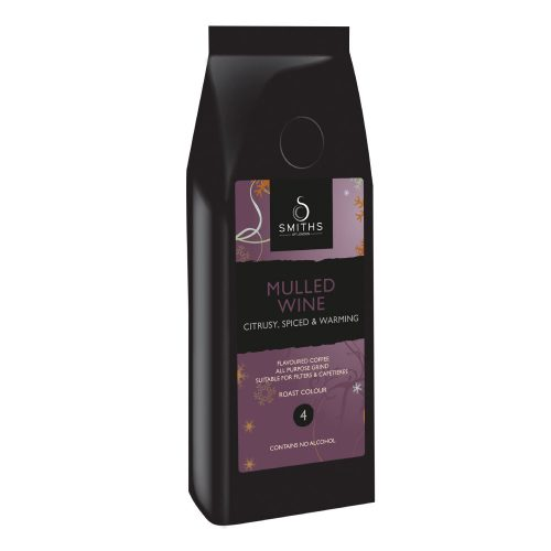 Mulled Wine Flavoured Coffee, Smiths of London