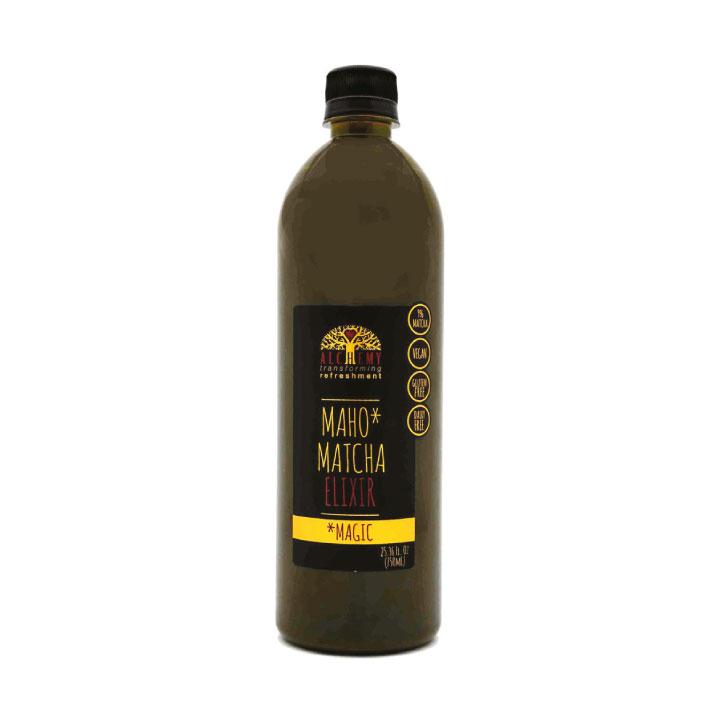 Maho Matcha Elixir, Alchemy Superfoods