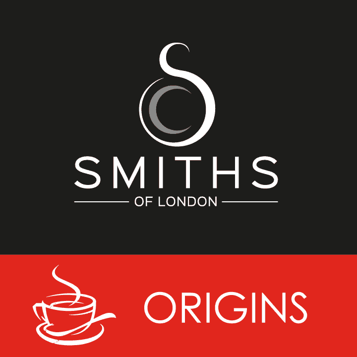 Origins Instant Coffee, Smiths of London
